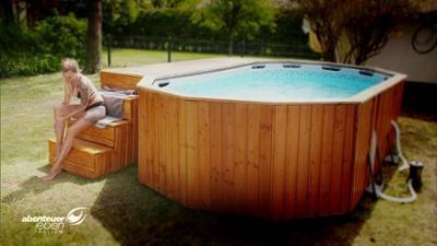 Abenteuer Leben: DIY Pool Marke Eigenbau