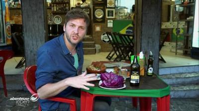 Abenteuer Leben: Montag: Der Streetfood-Test in Brasilien