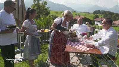 Abenteuer Leben: Dienstag: Der Küchencheck: Tirol vs. Bayern