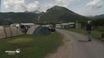 Abenteuer Leben: Dienstag: Campingplätze unter die Lupe genommen