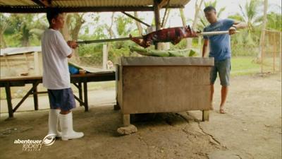 Abenteuer Leben: Gibt es auf den Philippinen das perfekte Grillschwein?