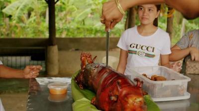 Abenteuer Leben: Donnerstag: Spanferkel von den Philippinen - Das beste der Welt?