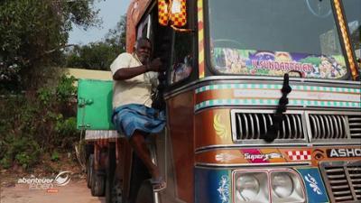 Abenteuer Leben: Ein Trucker in Indien