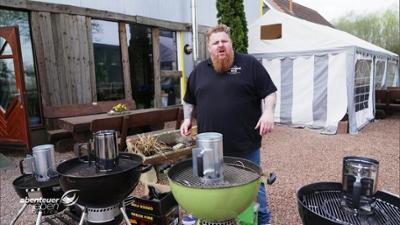 Abenteuer Leben: Grillkohletest mit Ruhrpottgriller David