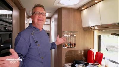 Abenteuer Leben: Wohnmobil statt Küche