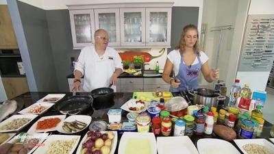 Abenteuer Leben: Kann die Jugend Fischbulette mit Kartoffelschnee kochen