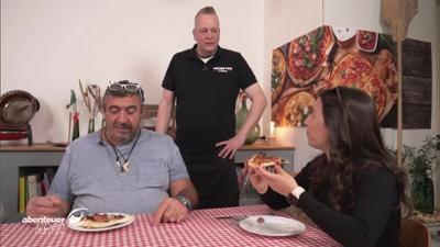 Abenteuer Leben: Italienische Pizzaklassiker auf norddeutsche Art