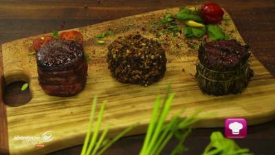 Abenteuer Leben: Drei Filet-Varianten zum Nachgrillen