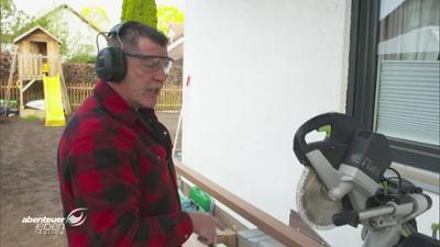 Abenteuer Leben: DIY: Holzterrasse mit Tommo