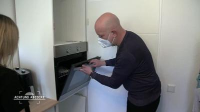 Achtung Abzocke: In dieser Küche macht Kochen keinen Spaß!