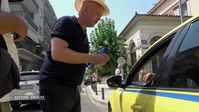 Achtung Abzocke: Wenn Taxifahrer einen übers Ohr hauen