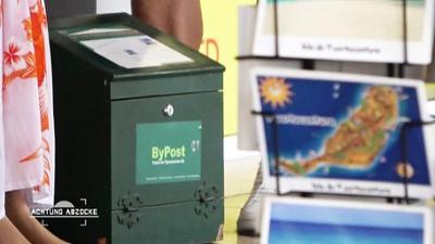 Achtung Abzocke: Postkarten die nie ankommen