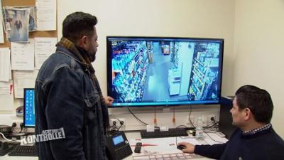 Achtung Kontrolle: Dreister Ladendieb - Ladendetektive Ali und Richie