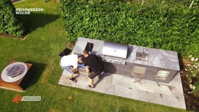 K1 Magazin: DIY: Outdoor-Küchen für Grillpartys und Co.