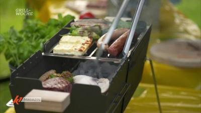 K1 Magazin: Portable Grills im Test - Wo stimmt das Preis-Leistungs-Verhältnis?
