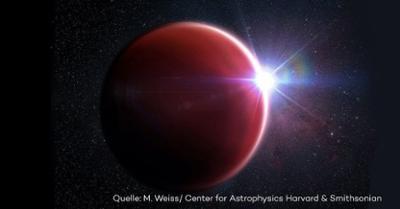 Natur und Mensch: Erster Exoplanet ohne Wolkendecke entdeckt