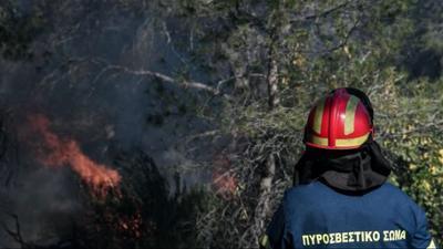 News & Trends: Griechenland: Großbrand auf Rhodos außer Kontrolle