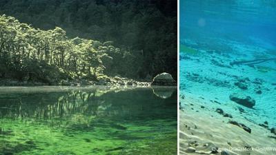 News & Trends: Als heilig verehrt: Hier findet man den klarsten See der Welt