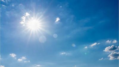 """News & Trends: Fast 30 Grad im September: Hoch """"Isgrad"""" sorgt für fulminanten Wochenstart"""