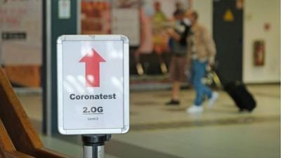 News & Trends: Angriff auf Mitarbeiter: Corona-Tests in Berlin-Tegel abgebrochen