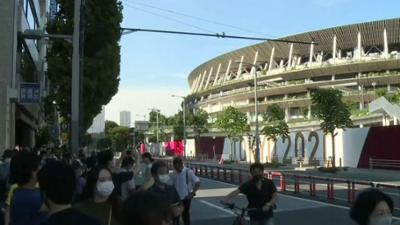 News & Trends: Olympia in Tokio beginnt - Höchstwert bei Corona-Fällen