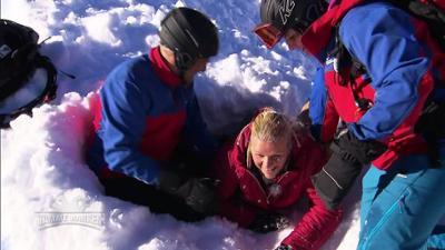 Tamme Hanken: Tammes Frau von Lawine verschüttet