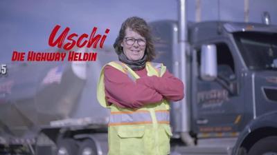 Trucker Babes: Uschi: Die Highway-Heldin stellt sich vor