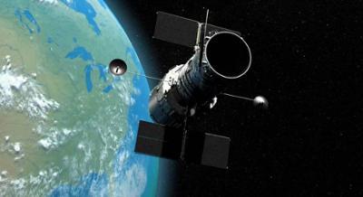 """Wissenschaft und Technik: Ende der spektakulären Bilder: Hubble-Teleskop ist """"blind"""""""