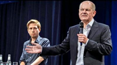 Kevin Kühnert und die SPD: Folge 6: Bundestagswahl (S01/E06)
