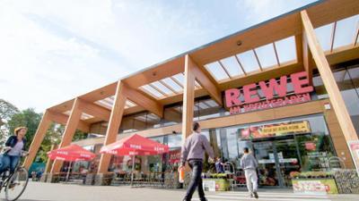 Mega Brands: REWE