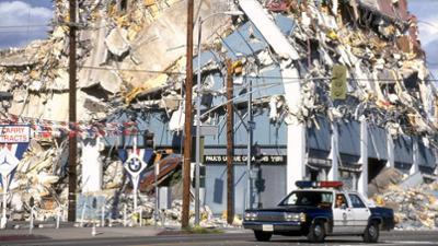 Tödliche Naturgewalten: Staffel: 2, Folge: 4 - Erdbeben