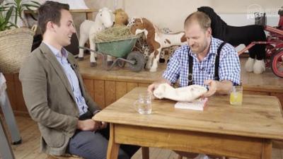 """Bussi Fussi: mit Christoph Wiederkehr und Armin Thurnher"""""""