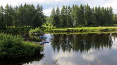 17.000 Kilometer Kanada (1\/2): Kämpfen, Jagen, Überleben