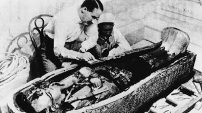 Aufgedeckt - Rätsel der Geschichte: Das Geheimnis um Tutanchamuns Grab