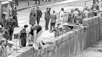 Countdown zum Mauerbau: Deutschland '61