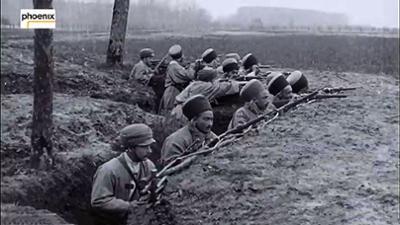 Der erste Weltkrieg im Orient (1\/3): Arabische Truppen an die Front
