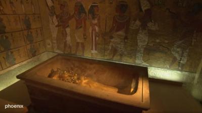 Die Akte Tutanchamun: Die Schätze des Pharao