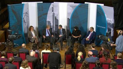die diskussion: forum wirtschaft: Aufschwung ade - Arbeitsmärkte im Umbruch