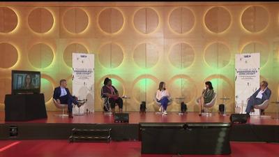 die diskussion: SWR Medienforum Migration: Teilhabe in der Einwanderungsgesellschaft