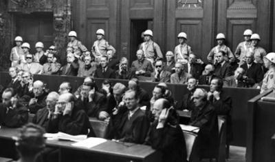die diskussion: Festakt 75. Jahrestag der Nürnberger Prozesse