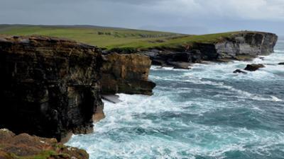 Die Inseln der Queen: Orkney