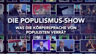 Die Populismus-Show: Was die Körpersprache von Populisten verrät