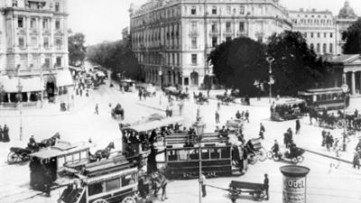Ein Tag in...: Ein Tag in der Kaiserzeit