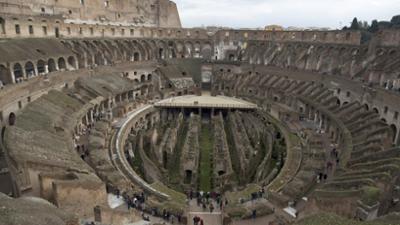 Geheimnisvolle Unterwelt: Das unsichtbare Rom