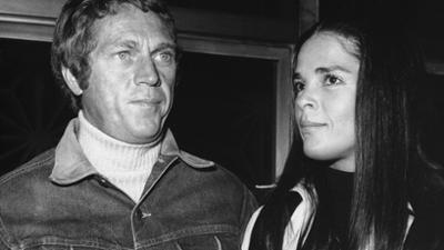 Legendäre Paare: Steve McQueen & Ali MacGraw