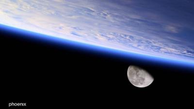 Mensch und Mond: Göttin der Nacht