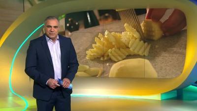 Galileo: Mittwoch: Kitchen moves Pommes