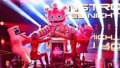 The Masked Singer: Der Monstronaut singt 'Can't Stop / Give It Away' von Red Hot Ch