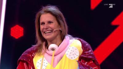 The Masked Singer: Katrin Müller-Hohenstein hätte nie gedacht, dass man sie zum S