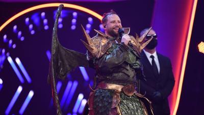 The Masked Singer: Das Skelett rockt mit 'Bring Me To Life' von Evanescence